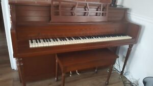 Mozart Piano For Sale