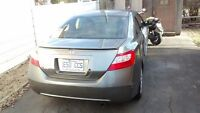 Honda Civic 2007 coupe DX-G