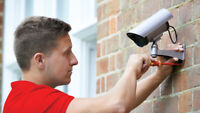 Smart Security Cam Installation Near You | Hello Nerds