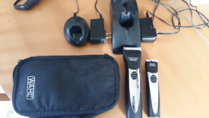 Cordless professional clipper