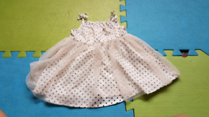 Baby girl 6 to 12 months dress