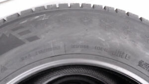 New 265/70R17LT winter tires, $690 a set,other size available