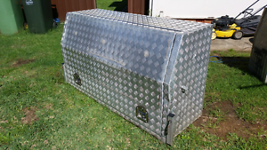 Tool box perfect for ute or van size 150 x 83 x 53 $350 Fairfield Fairfield Area Preview