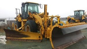 Cat 950H Loader - Perfect for Snow Clearing!!!