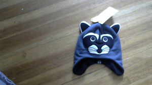 Boys Kombi Zephirin the Raccoon size 2-5 years.New with tags.