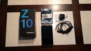 Blackberry Z10 unlocked