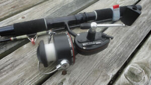 Shakespeare OMX Fishing Rod & Mitchell 300A Reel