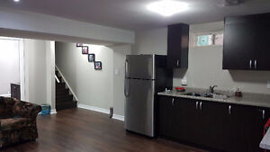 Two Bedroom Basement for Rent Near Mount Pleasant Go Station