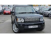 2010 LAND ROVER DISCOVERY 4 TDV6 HSE 1 OWNER BIG SPECIFICATION PRIVACY 20 I
