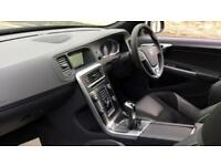 2017 Volvo S60 D4 (190) R DESIGN Nav 4dr with Manual Diesel Saloon