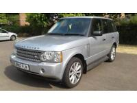 56 LAND RANGE ROVER 3.0 TD6 AUTO VOGUE LOW 78K FSH TOWBAR PRIVATE PLATE PX SWAPS