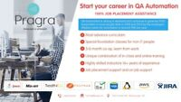 Start Your IT Career as QA Automation Engineer -NO IT Background