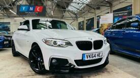 image for 2014 BMW 2 Series 2.0 218d M Sport (s/s) 2dr Coupe Diesel Manual
