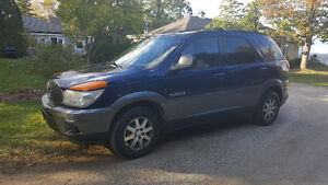 2003 Buick Rendezvous SUV! runs great.asking $1900 (289)659-4121