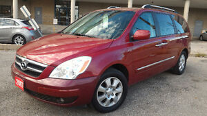 2007 Hyundai Entourage GLS, Comfort, Leather/DVD, 7 Pass,