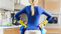 Experienced, Affordable cleaning lady