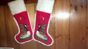 XMAS STOCKINGS  -   5 pairs in total       REDUCED PRICE Belleville Belleville Area image 1