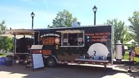 Looking for an energetic person for Specialty Food Trailer