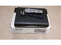 Sky+ HD 250GB Storage with remote and power cable