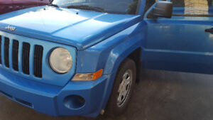 2008 Jeep Patriot SUV, Crossover. NEED IT GONE!!!!!