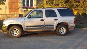 2004 Chevrolet Tahoe SUV, Crossover