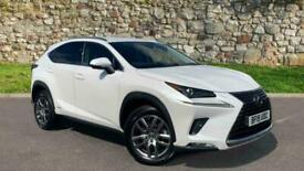 image for 2019 Lexus NX ESTATE 300h 2.5 5dr CVT (8in Nav) Auto SUV Petrol/Electric Hybrid