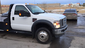 2009 Ford F-550 AWD v8 6.4 Pickup Truck