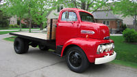 """1951 FORD COE """"Cab Over Engine"""" F6,    10,220 miles are actual !"""
