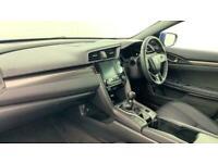 2018 Honda Civic 1.0 VTEC Turbo EX (s/s) 5dr Hatchback Petrol Manual