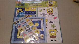 Spongebob Scrapbooking Theme Pack - NIP