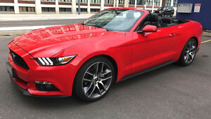 2016 Ford Mustang Ecoboost Premium Convertible full options