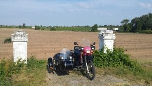 Sidecar and KLR650