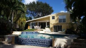 Maison à louer Fort Lauderdale Floride
