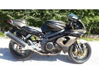 2006 (56) Aprilia SL 1000 Falco, Low mileage