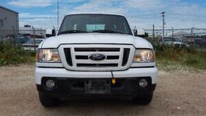 2010 Ford Ranger Sport Ext Cab RWD Safetied