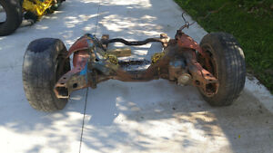 75-81 Trans Am, Camaro Front frame Assembly