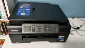 Brother all-in-one printer (scanner, copier, fax)