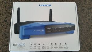 Routeur Linksys WRT 1200 AC