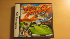 jeux nintendo DS Hot Wheels