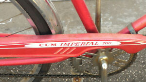CCM Imperial 700 Bike $700