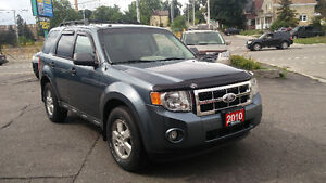 2010 Ford Escape XLT 219,000km Automatic Remote Start Certified!