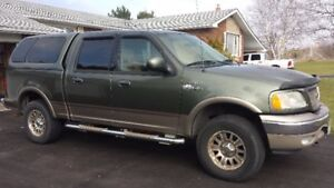 2003 Ford F-150 King Ranch Pickup Truck: Corrected Phone #