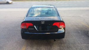 2007 Honda Civic dig Sedan