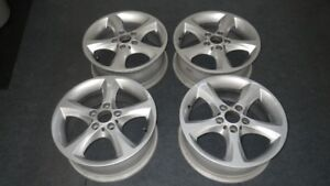 OEM BMW ALLOY WHEELS  17 x 7