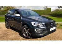2015 Volvo XC60 D4 R-Design W. Sensus Connect Manual Diesel Estate