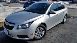 2012 Chevrolet Cruze LT Turbo w/1SA Sedan