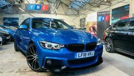 image for 2018 BMW 4 SERIES GRAN COUPE 2.0 420i M Sport Gran Coupe Auto (s/s) 5dr Hatchbac