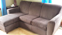 Decor Rest Sofa With Moveable Chaise