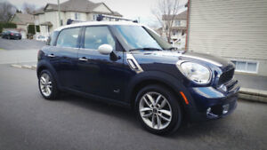 Mini Cooper S Countryman 2011 AWD