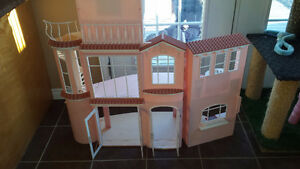 Large Doll Play House